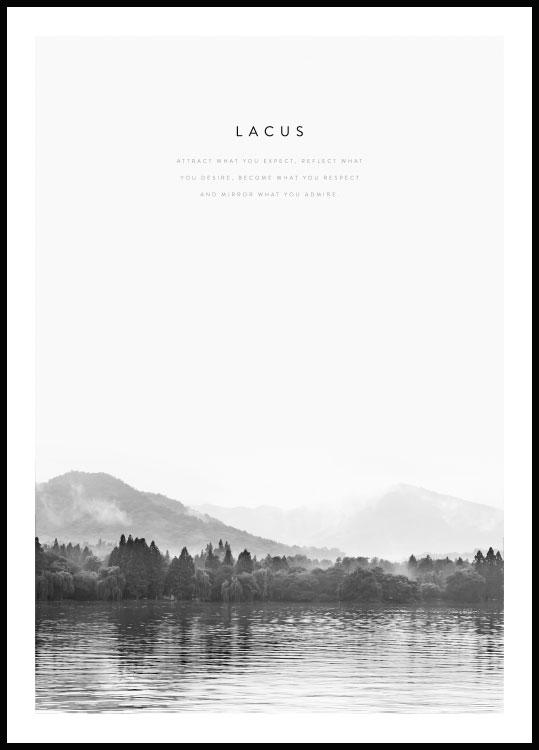 Lacus, See Poster